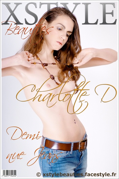 CharlotteD 20091018 Demie Nue Jeans