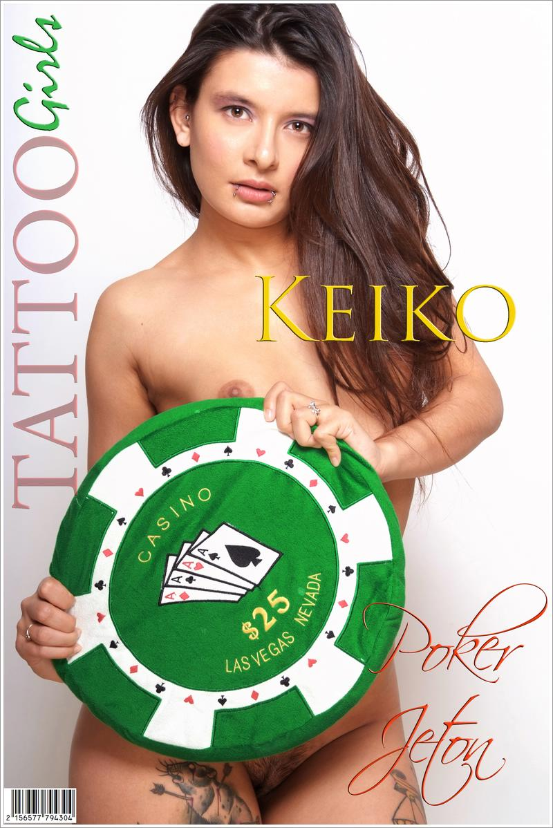 nude tattoo poker girl
