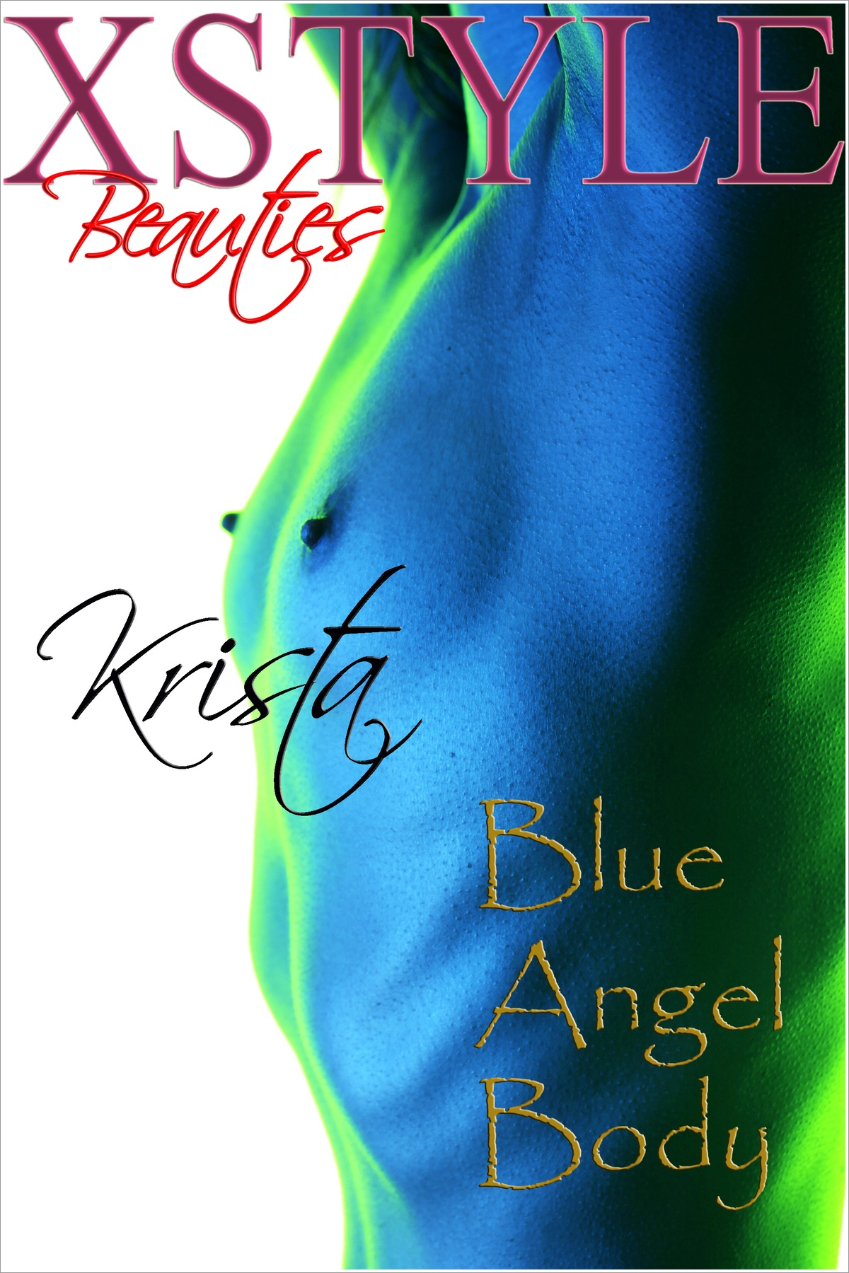 Krista Blue Angel Body