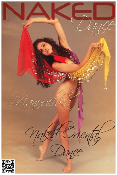Manouchka Naked Oriental Dance